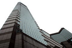 Hong Kong Stock Exchange. The centre of Hong Kong's business and finance district stock photo