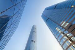 Hong Kong Stock Exchange Square Imagen de archivo