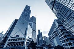 Hong Kong stree view Royalty Free Stock Image