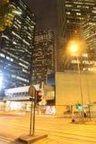 Hong Kong Street Royalty Free Stock Photography