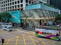 Free Hong Kong Street Royalty Free Stock Photography - 186259737