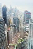 Hong Kong street Stock Images