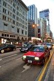 Hong Kong Street foto de stock royalty free
