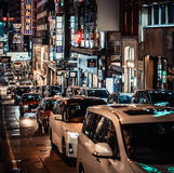 Hong Kong Street Life Fotografie Stock Libere da Diritti