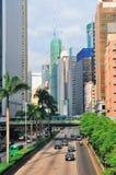 Hong Kong street view Stock Photography