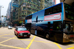 Hong Kong Streets Stock Images