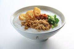 Hong Kong Style Meat Porridge Fotos de Stock