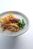 Hong Kong Style Meat Porridge Imagem de Stock