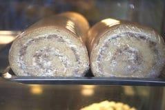 Hong Kong Swiss-broodje royalty-vrije stock afbeeldingen