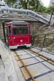 Hong Kong Szczytowy tramwaj obrazy royalty free