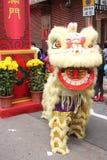 Hong Kong, Tai Kok Tsui, tempio 2015 giusto Immagine Stock Libera da Diritti
