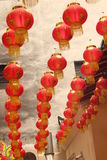 Hong Kong, Tai Kok Tsui, tempio 2015 giusto Fotografia Stock