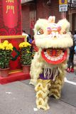 Hong Kong, Tai Kok Tsui, Temple Fair 2015. A temple fair held in Tai Kok Tsui in Hong Kong each year. Government will block a street on selected Sunday. Many Royalty Free Stock Image