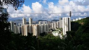 Hong Kong Tai Koo royalty free stock photos