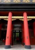 Hong Kong tempel Royaltyfria Foton