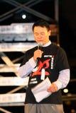 hong kong Tiananmen czuwanie obrazy stock
