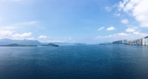Hong Kong tolo schronienie Zdjęcia Stock
