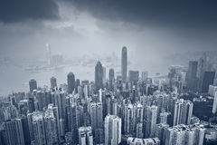 Hong Kong. Royalty Free Stock Photo