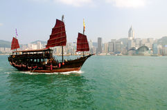 Hong Kong Tourism Royalty Free Stock Photography