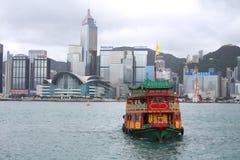 Hong Kong Tourist Tour Royalty Free Stock Photo