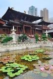 Hong Kong trädgård Fotografering för Bildbyråer