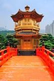 Hong Kong trädgård Arkivfoton