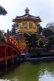 Hong Kong trädgård Royaltyfri Foto