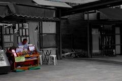 Hong Kong tradesman Fotografia Stock