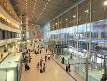 Hong Kong Train Station Royalty Free Stock Images
