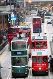 Hong Kong Tram Stock Images