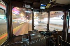 Hong Kong Tramway Royalty Free Stock Image