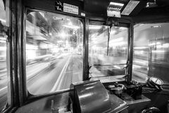 Hong Kong Tramway Stock Images