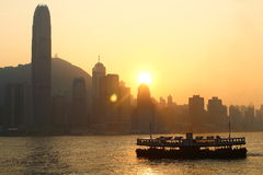 Hong Kong : Tsim Sha Tsui Royalty Free Stock Images