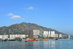 Hong Kong, Tuen Mun Stock Images