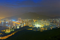 Hong Kong Tuen Mun Stock Photo