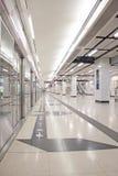 Hong Kong tunnelbana Royaltyfria Bilder