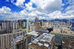 Hong Kong Urban downtown Stock Photography