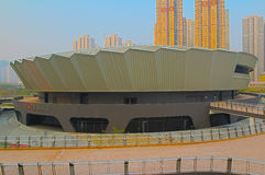 Hong Kong Velodrome royalty-vrije stock foto