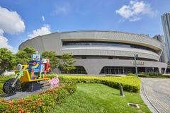 Hong Kong Velodrome zdjęcie stock