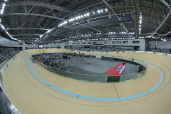 Hong Kong Velodrome Royalty Free Stock Photo