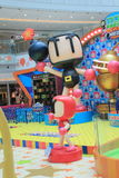 2015 Hong Kong VERSUS Bomberman-spelgebeurtenis Stock Foto