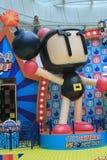 2015 Hong Kong VERSUS Bomberman-spelgebeurtenis Royalty-vrije Stock Foto's