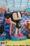 2015 Hong Kong VERSUS Bomberman-spelgebeurtenis Royalty-vrije Stock Afbeeldingen