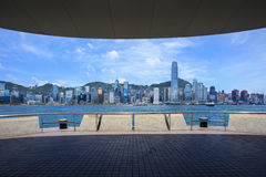 Hong Kong Victoria Habour Images stock