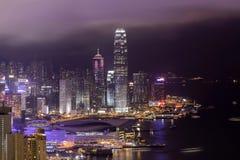 Hong Kong Victoria Habour Stock Image