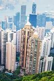 Hong Kong Victoria Harbor Royalty Free Stock Images