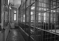 Hong Kong Victoria Prison 1. Hong Kong Victoria Prison is the 1st Prison Royalty Free Stock Photo