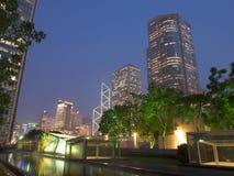 Hong Kong view Royalty Free Stock Images