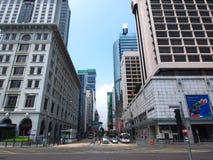 Hong Kong View Stock Photography