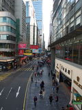 Hong Kong view Stock Photos